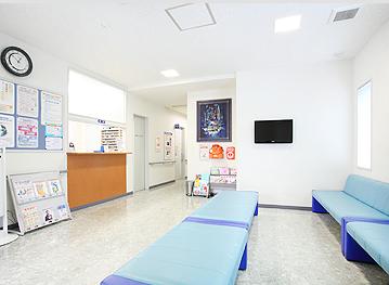 Waiting room 待合室