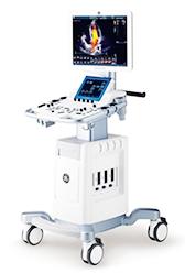 最新鋭超音波診断装置